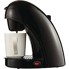 Brentwood TS 112B Single Cup Coffee