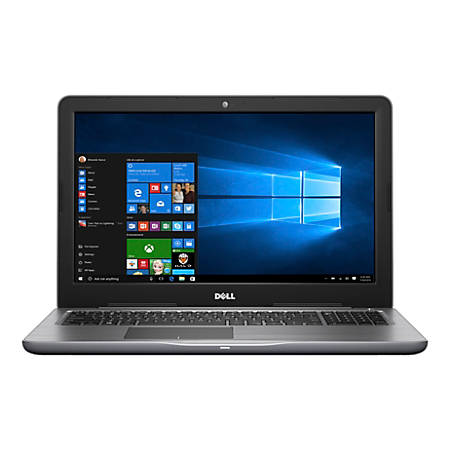 "Dell™ Inspiron 15 5000 Laptop, 15.6"" Screen, Intel® Core™ i7, 12GB Memory, 1TB Hard Drive, Windows® 10 Home"