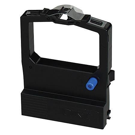 OKI® 52107001 Black Nylon Printer Ribbon