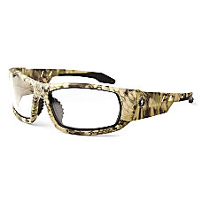 Ergodyne Skullerz Safety Glasses Odin Kryptek