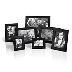 7 Piece Photo Frame Set Assorted