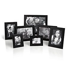 7 Piece Photo Frame Set Assorted