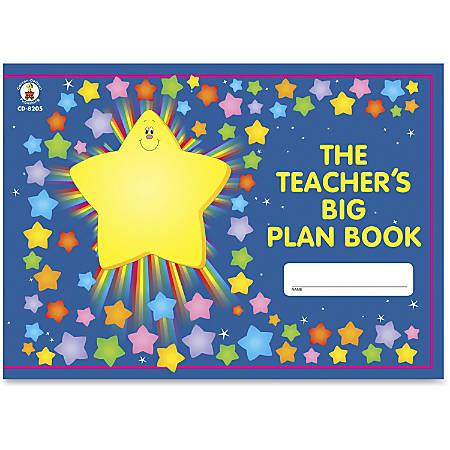 Carson-Dellosa The Big Plan Book
