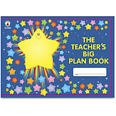 Carson Dellosa The Big Plan Book