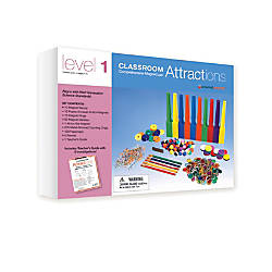 Dowling Magnets Classroom Attractions Kit Level