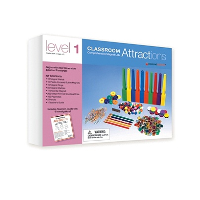 p dowling magnets classroom attractions kit