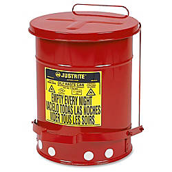 R3 Safety Oily Waste Can 6