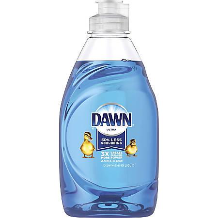 Dawn Ultra Dishwashing Liquid - Liquid - 7 fl oz - 18 / Carton - Blue