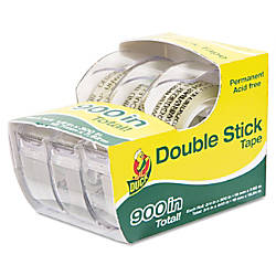 Duck Brand Double Stick Tape 050