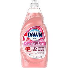 Dawn Ultra Gentle Clean Dish Soap