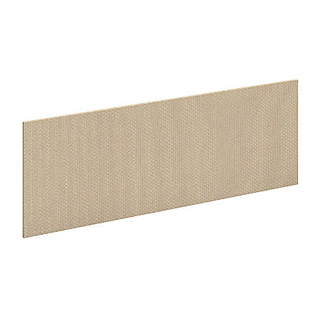 "Bush Business Furniture Components Elite Tackboard, 48""W, Lyric Sundew, Premium Installation"