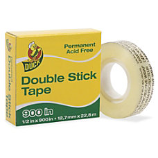Duck Brand Double Stick Tape Dispenser