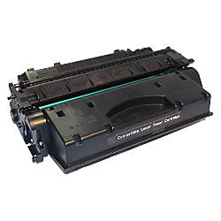 eReplacements CE505X ER New Compatible Toner