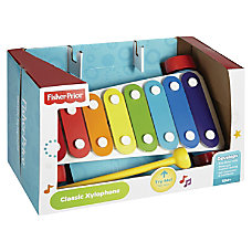Fisher Price Classic Xylophone Tapping the