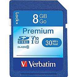 Verbatim Premium Class 6 Secure Digital