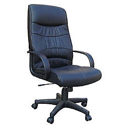 OFM High Back Leatherette Chair 45