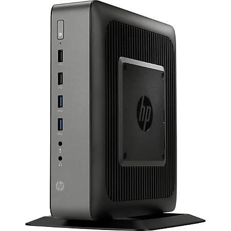 HP t620 PLUS Thin Client - AMD G-Series GX-420CA Quad-core (4 Core) 2 GHz