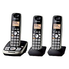 Panasonic KX TG4223B DECT 60 Expandable
