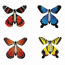 Insect Lore Wind Up Butterfly Assorted