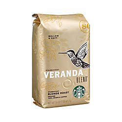 Starbucks Veranda Premium Blonde Ground Roast