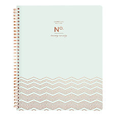Cambridge WorkStyle Chevron WeeklyMonthly Planner 8