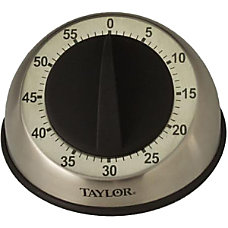 Taylor Analog Timer 1 Hour For