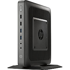 HP Flexible t620 Thin client tower