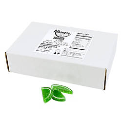 Albanese Confectionery Fruit Slices Lime 5