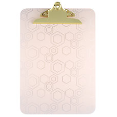 Office Depot Brand Decorative Clipboard 12