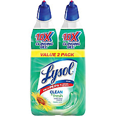 Lysol CleanFresh Toilet Cleaner Ready To