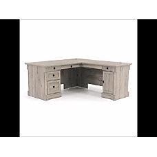 Sauder Palladia Collection L Shaped Desk