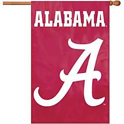 Party Animal Alabama Applique Banner Flag