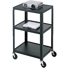 Bretford A2642E Height Adjustable AV Cart