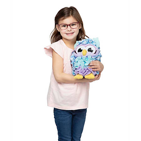 Melissa & Doug Children's Educational Toys, Created by Me! Owl Accent Pillow
