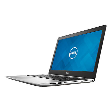 "Dell™ Inspiron 15 5575 Laptop, 15.6"" Screen, AMD Ryzen 5, 8GB Memory, 256GB Solid State Drive, Windows® 10 Home, i5575-A588SLV-PUS"