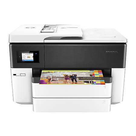 HP OfficeJet Pro 7740 Wide-Format All-in-One Printer with Wireless & Mobile Printing (G5J38A)