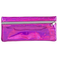 Office Depot Brand Holographic Pencil Pouch