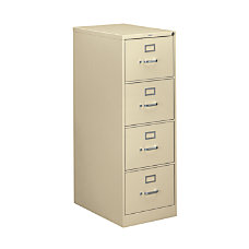 HON 310 Series 4 Drawer Legal