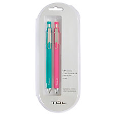 TUL Mechanical Pencils 07 mm TealPink