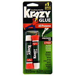 Krazy Glue Clear Original 07 Oz