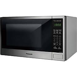 Panasonic Genius NN SU696S Microwave Oven