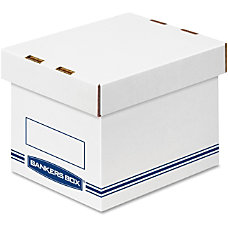 Bankers Box Organizers Small 12ctn External