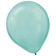 Amscan Pearlized Latex Balloons 12 Robins
