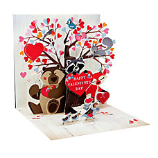 Up With Paper Valentines Day Pop