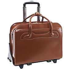McKlein W Series Willowbrook Wheeled Briefcase