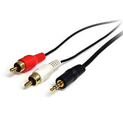 StarTechcom Stereo Audio cable RCA M