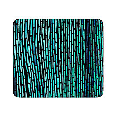 OTM Essentials Mouse Pad Dashes Peacock