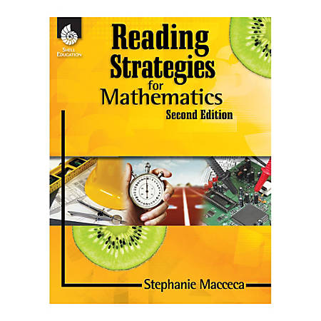 Shell Education Reading Strategies For Mathematics