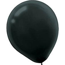 Amscan Glossy Latex Balloons 9 Jet