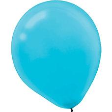 Amscan Glossy Latex Balloons 9 Caribbean